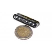 LED Rücklicht SHORTY getönt E-geprüft