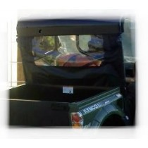 Kymco UXV 500 700 Rückfront