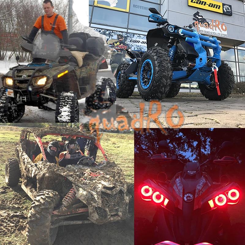 Fahrzeuge Quads, ATV, UTV