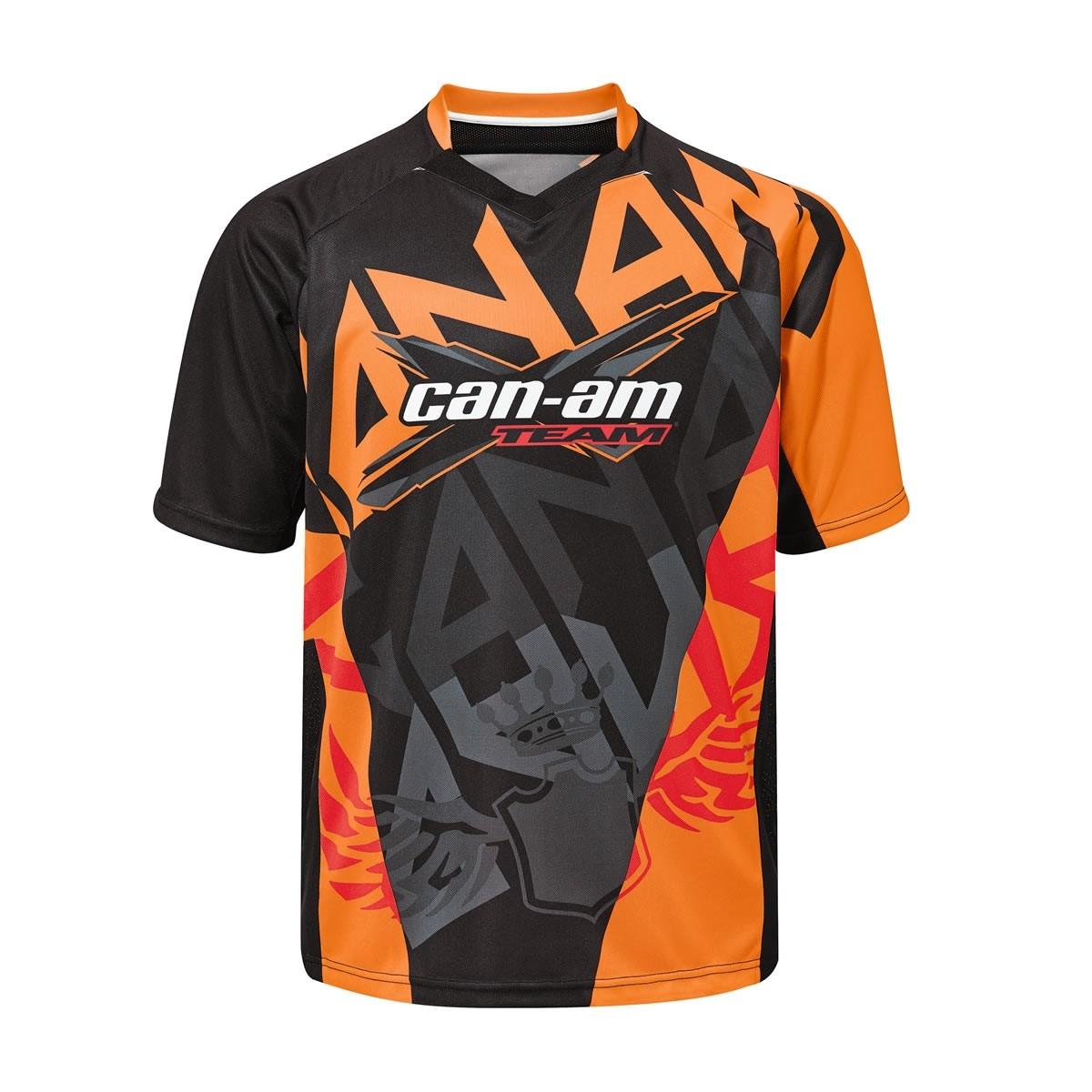 Can-Am RACE JERSEY short