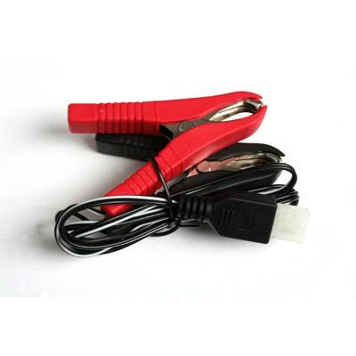SPEEDS Kabelsatz m. Klemmen f. Erhaltungsladegerät