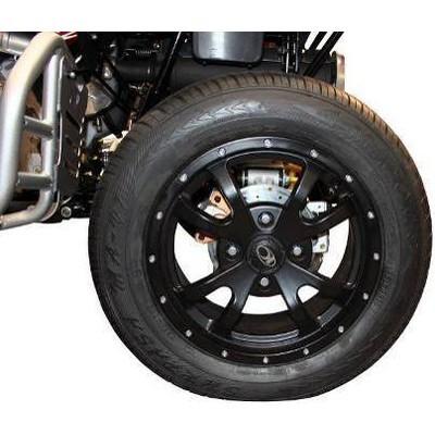 Alufelgensatz 4St. und Reifen 205/70 R 14