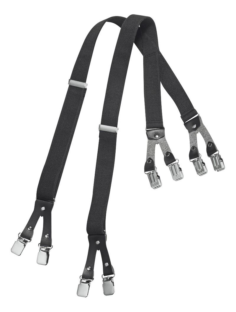 X-Hosenträger Mewis schwarz