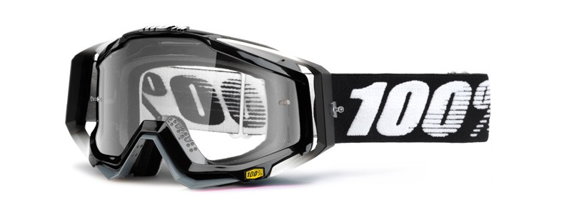 100% Cross Brille Racecraft Abyss black