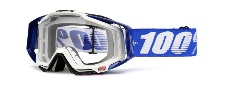 100% Cross Brille Racecraft Cobalt blue