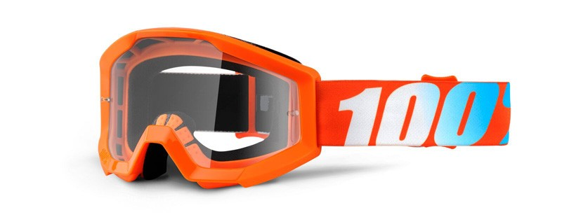 100% Cross Brille Strata Junior Orange