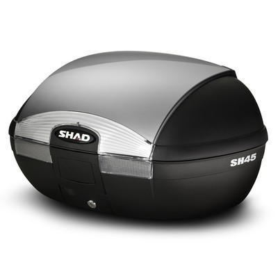 Shad Farbeinsatz-Set titanfarben für SH45