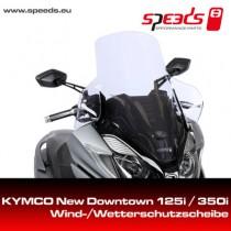 SPEEDS Windschild f. KYMCO New Downtown