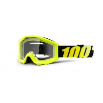 100% Cross Brille Strata Junior Neon Yellow