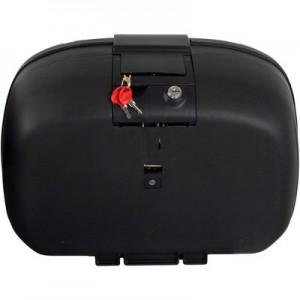 SHAD Seitekoffer SH43 m. Farb-Cover schwarz-matt