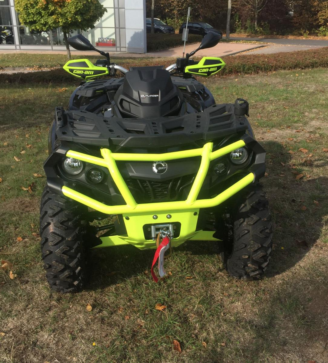 Can Am Outlander 1000 XTP MY2018 special Edition