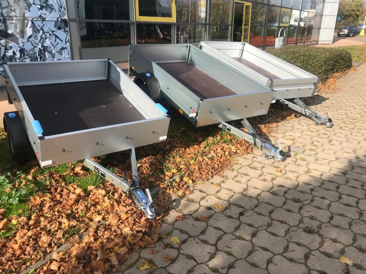 ATV UTV Side by Side Quad Anhänger