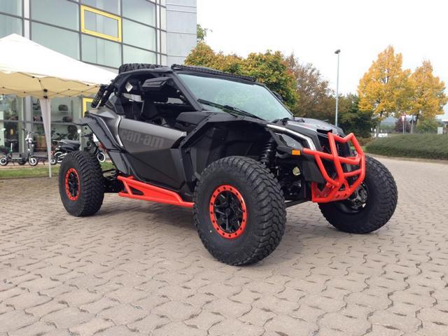 Can Am Maverick X3 Turbo 172 Ps Umbau Auf Quad Ro